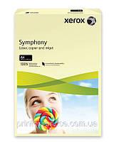 Цветная бумага Xerox SYMPHONY Pastel Ivory (160) A4 250л., фото 1