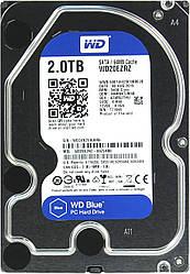 Жесткий диск Жесткий диск Western Digital Blue WD20EZRZ 2 Тб
