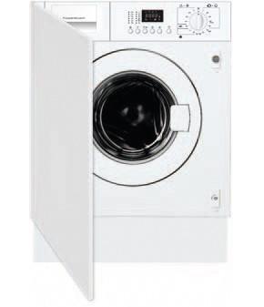 Повністю вбудовувана прально-сушильна машина Kuppersbusch IWT 1466.0 W