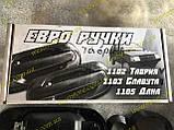 Ручки двери Заз 1102,Таврия наружные передние Евро (к-кт 2шт), фото 8