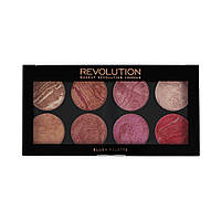 Палетка румян - Makeup Revolution Blush Palette Queen