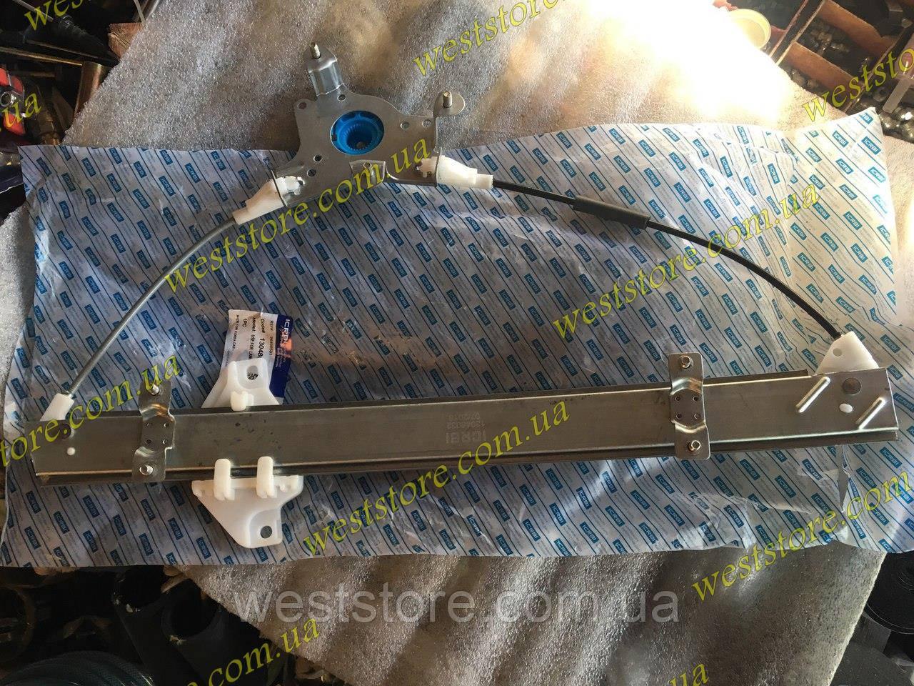 Стеклоподъемник электро(звезда) передний правый Ланос,Сенс,Lanos Sens CRB 96430501