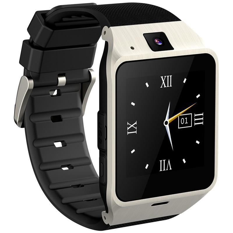 Умные смарт часы Aplus GV18 Black