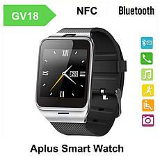 Умные смарт часы Aplus GV18 Black, фото 3