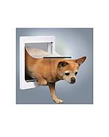 TRIXIE Врезная дверца для кошек и собак S - XS