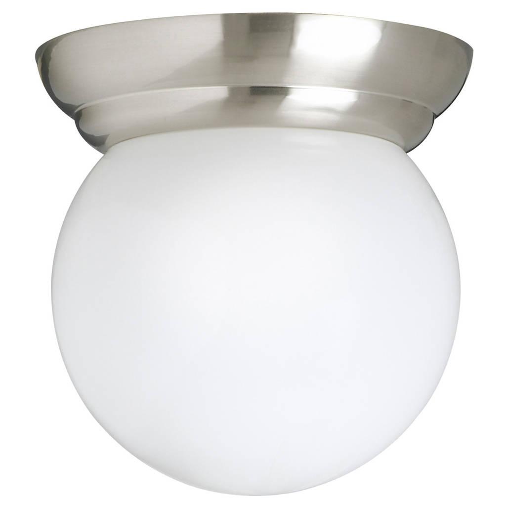 LILLHOLMEN Потолочный светильник/бра, niklowano, белый