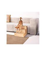 Trixie Лесенка для собак (40х38х45 см, дерево)