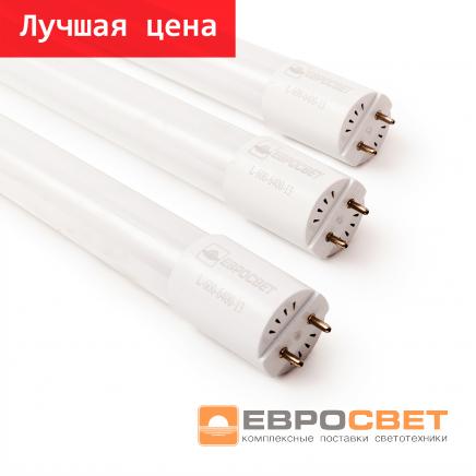 Светодиодная лампа трубчатая L-600-6400-13 T8 9Вт 6400K G13