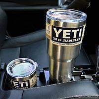 Чашка YETI Rambler Tumbler 890 мл сталь
