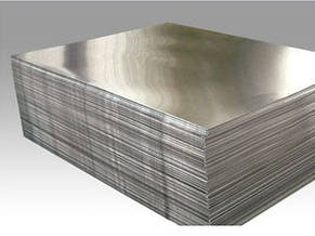Лист алюминиевый 1.0 мм 5754 аналог АМГ3М, фото 2