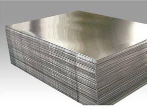 Лист алюминиевый 0.5 мм 5754 аналог АМГ3