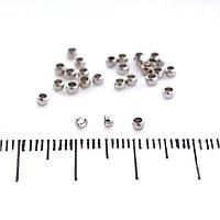 Фурнитура разделитель 2мм,цвет металла серебро, цена за 10 000 шт