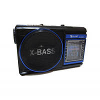 Радиоприемник колонка MP3 Golon RX-9009 Blue