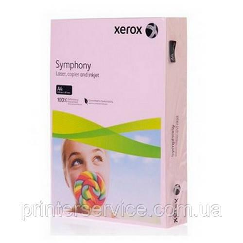 Цветная бумага Xerox SYMPHONY Pastel Pink (160) A4 250л.
