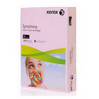 Цветная бумага Xerox SYMPHONY Pastel Pink (160) A4 250л., фото 1
