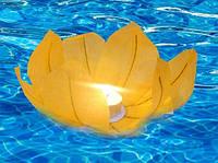 """Водные фонарики """"Плавающие лилии"""" VIP, 30см"""