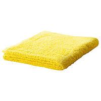 HÄREN Банное полотенце, ярко-желтый