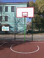 Щит баскетбольный профессиональный 1,8*1,05