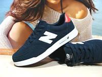 Кроссовки для бега New Balance синие 42 р.