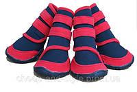 """Сапоги для собак """"MR. Shoes"""" (Демисезон). Обувь для собак крупных пород."""