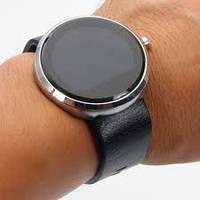 ZeaPlus Watch DW360 для (iOS/Android) Silver (смарт часы)
