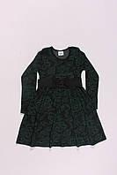 Трикотажное платье для девочек Breeze оптом (110-140)