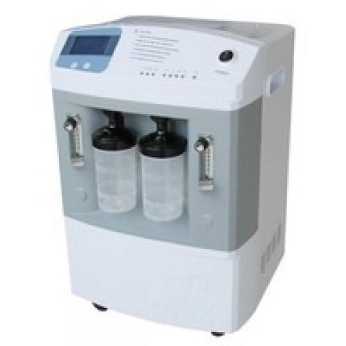 Кислородный концентратор JAY-10-W с опцией контроля концентрации кислорода и пульсоксиметрии
