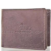 Портмоне для документов и денег ALWAYS WILD DNKN992-MHU-brown коричневое