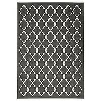 HOVSLUND Ковер, короткий ворс, темно-серый 603.074.79