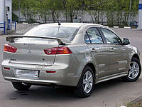 Спойлер Mitsubishi Lancer 10