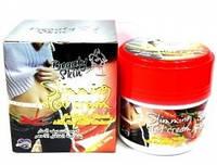 Антицеллюлитный крем для мужчин и женщин с красным перцем