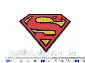 Нашивка Superman супермен big