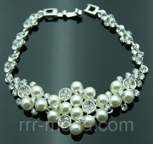 Свадебные браслеты, бижутерия