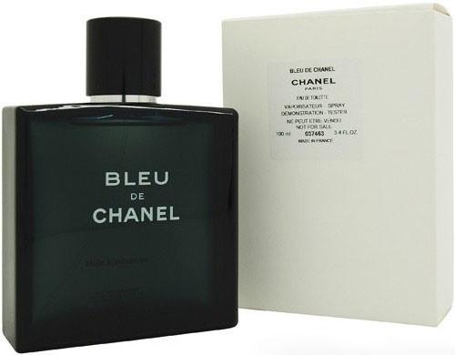 Chanel Blue De Chanel туалетная вода 100 Ml тестер шанель блю де