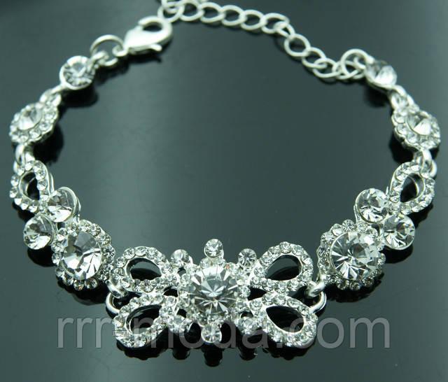 Свадебные женские браслеты оптом. Свадебные украшения.