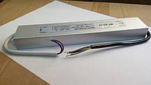 Блок питания герметичный для светодиодной ленты 12в 3,75А 45вт LEDLIGHT IP65, фото 3