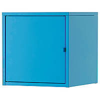 LIXHULT Шкаф, металлический, синий