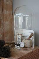 Стеклянный колпак, декоративная посуда, колба,  колокол стеклянный,180*300 мм