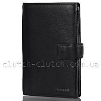 Кошелек для документов и денег DINGGO DG01018-black черный