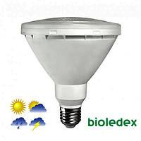 Герметичная светодиодная лампа PAR38 Bioledex RODER Е27 15Вт с теплым светом