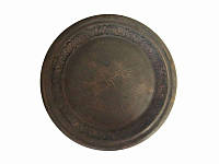 Тарелка большая Этно (Станиславcкая глиняная посуда)