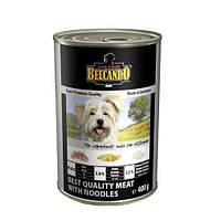 Belcando (Белкандо) Консерва для собак Best Quality Meat, м'ясо-локшина 400гр