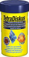 Тetra (Тетра) Основной корм в гранулах для дискусов Discus Futter 1л