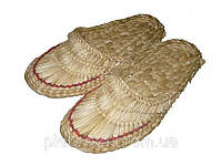 Лапти соломенные из Аира, фото 1