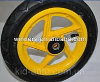 """Колесо для колясок 12x1.75 L1202 (Рlastic 12"""") с подшипниками"""