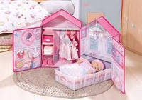 Домик спальня для куклы Zapf Baby Annabell Розовые сны с аксес 794425