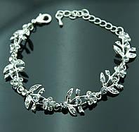 Новые свадебные женские браслеты от дизайнеров RRR - нарядные женские браслеты. 1058