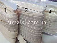 1,5см  резинка-бейка молочная (3)