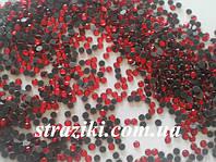 Красный  ss20 акрил 1440шт. (Акриловые стразы красные 3,5мм)