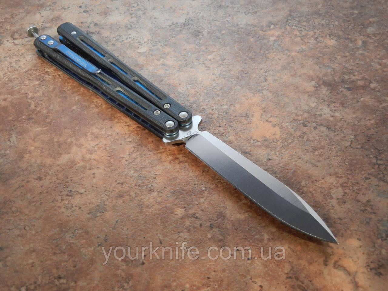 Нож бабочка Benchmade Morpho 51
